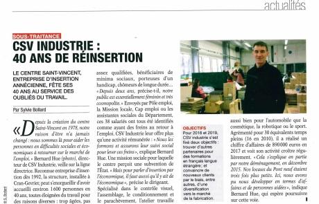 ECO Savoie - Edition 74 - février 2018